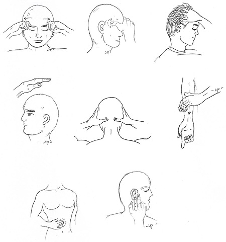 Massage Techniques Images Chinese Massage Techniques to